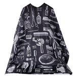 Hair Cutting Cape Salon Hairdressing Hairdresser Gown Barber Cloth Apron