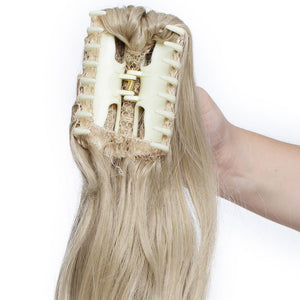 Claw Clip On Ponytail Hair Extensions Hairpiece