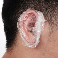 Load image into Gallery viewer, Disposable Plastic Waterproof Ear Cover