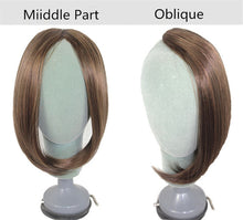 Load image into Gallery viewer, Hair Bang Women Clip-in Middle Part