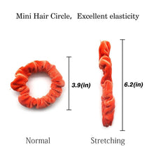 Load image into Gallery viewer, 40/36/12/50 PCS Hair Accessories Women Scrunchie Ponytail Holder Flower Scrunchies Pack Hair Ties Elastics Hair Bands for Girls