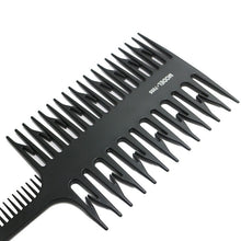 Load image into Gallery viewer, Hair Weaver Highlighting Foiling Hair Comb