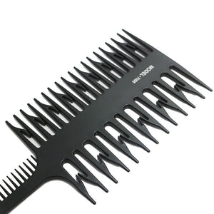 Hair Weaver Highlighting Foiling Hair Comb