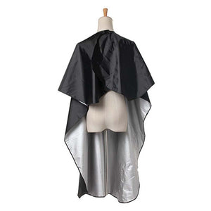 Hair Cutting Cape Hairdresser Gown Barber Cape For Hair Styling