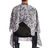 Hair Cutting Cape Waterproof Hairdresser Gown Barber Cloth Apron