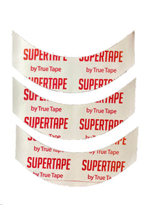 Supertape By True Tape For Lace Wigs Hairpiece Tape - 'CC' Shape