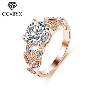 Ring - Leaves of Luxury (2 colors)