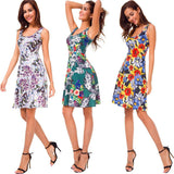 Clothing - Summer Dress (7 colors)