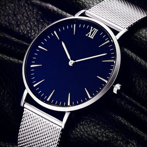 Watch- Simple and Sharp (6 colors)