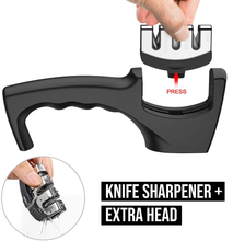 Load image into Gallery viewer, Healthy Freek™ - Knife Sharpener Pro