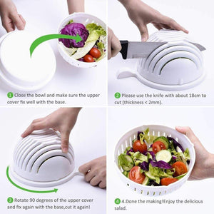 Healthy Freek™ - Chop Bowl
