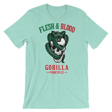 Load image into Gallery viewer, FLESH AND BLOOD Short-Sleeve Unisex T-Shirt