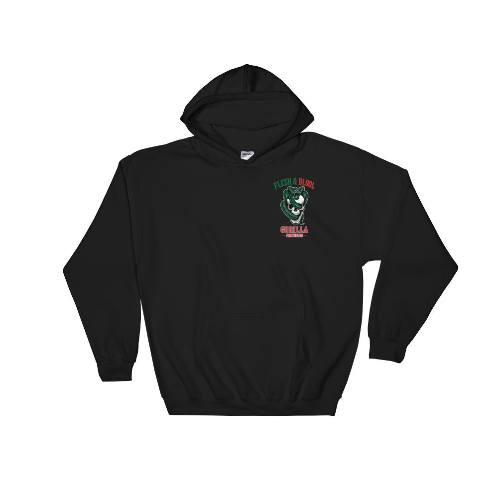 FLESH AND BLOOD Hooded Sweatshirt