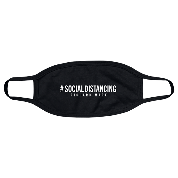 Social Distance Face Mask