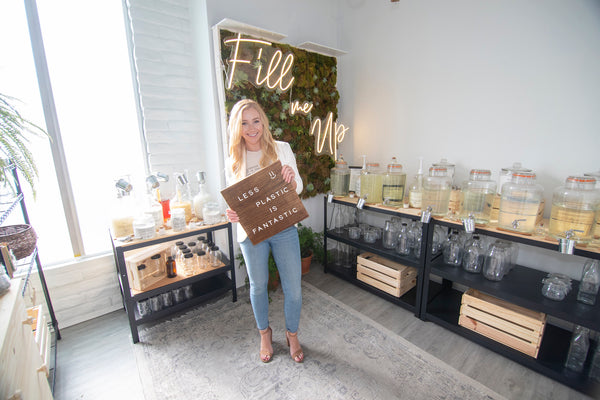 Stephanie Cochrane Zero Waste Refill Store Manhattan Beach