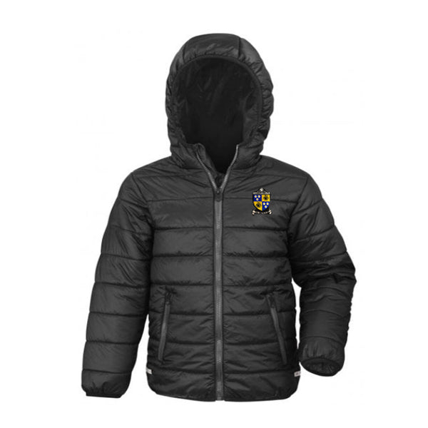 Comber Rec Youth Padded Jacket