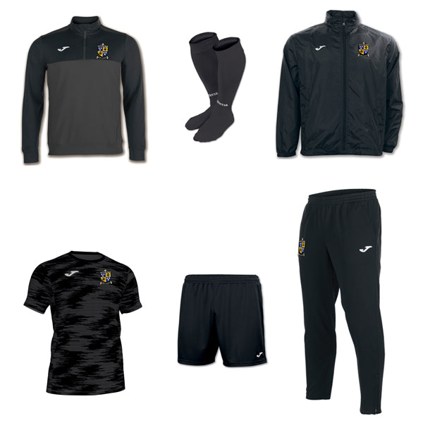 Comber Rec Youth SILVER Training Bundle