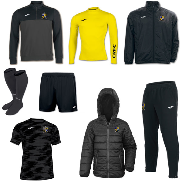 Comber Rec Youth GOLD Training Bundle