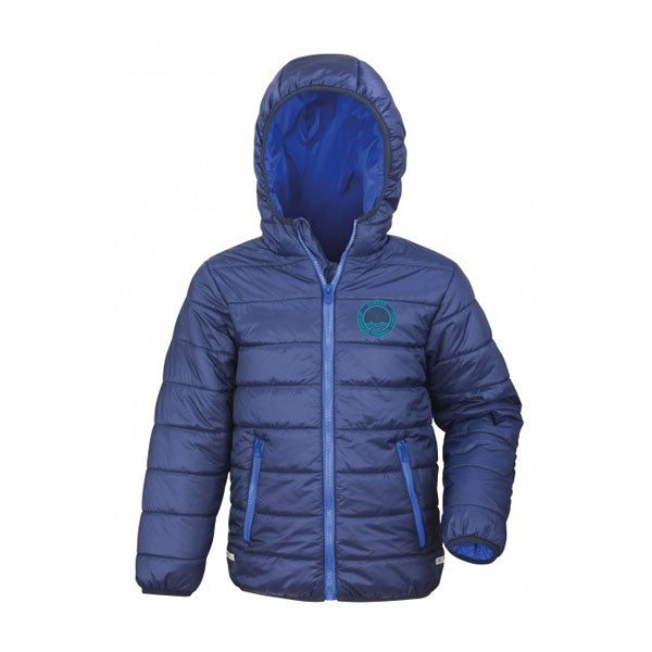 CORRAN INTEGRATED PS PADDED JACKET