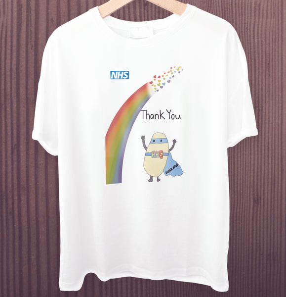 Comber Charity T-Shirt (select the 'pickup' option for free delivery)