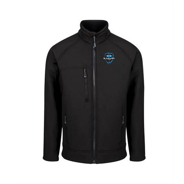 GLOVEWORX Unisex Coaches Softshell Jacket