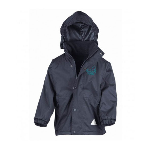 CORRAN INTEGRATED PS REVERSIBLE JACKET