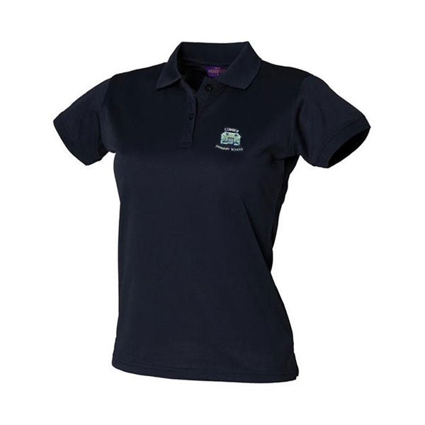 CPS Ladies Fit Staff POLO SHIRT