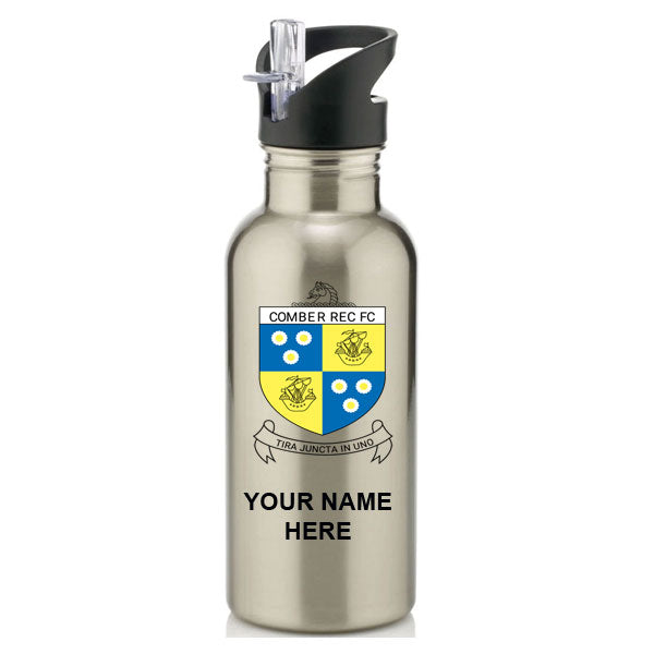 Comber Rec Youth PERSONALISED WATER BOTTLE