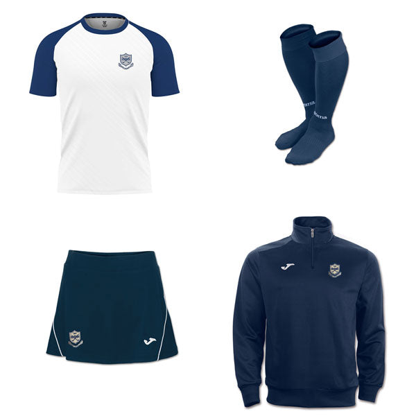 NDHC GIRLS BRONZE BUNDLE