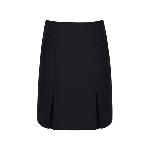 TRUTEX Junior Twin Pleat Skirt NAVY