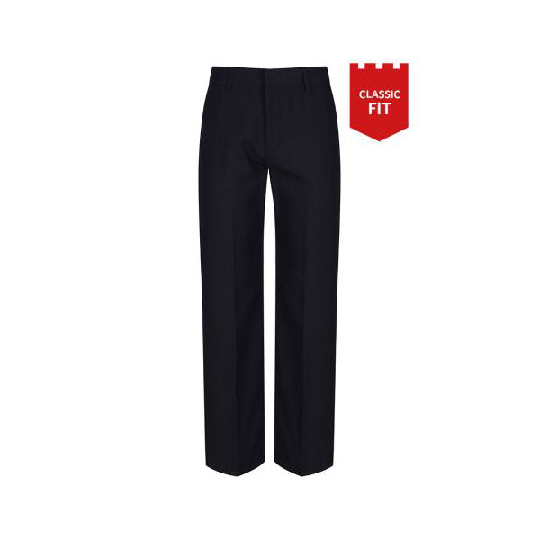 TRUTEX Junior Boys Classic Fit Trouser NAVY