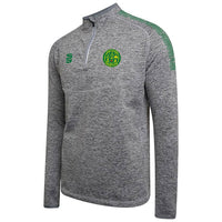 NDCC Dual Performance 1/4 Zip GREY