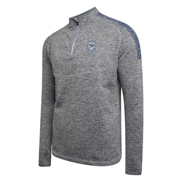 NDHC 125th ANNIVERSARY PERFORMANCE TOP GREY