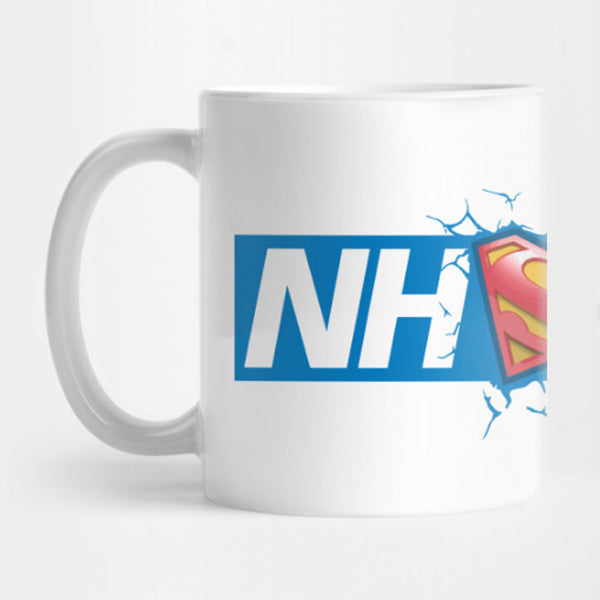 NHS SUPERHERO MUG