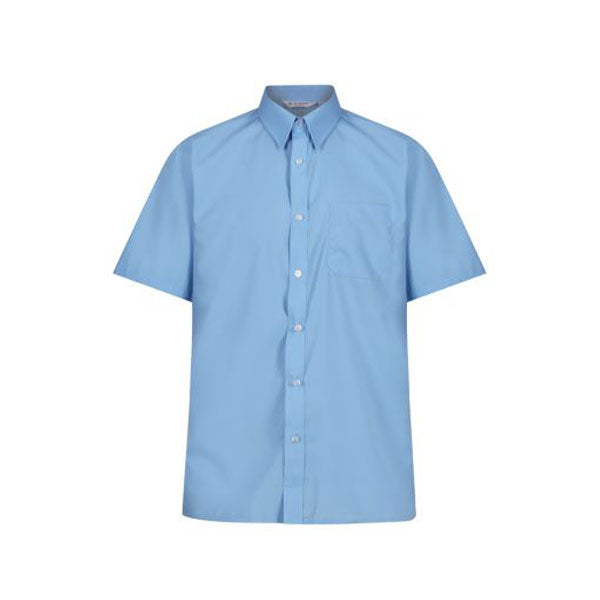 TRUTEX Short Sleeve, Non-Iron Shirts - Twin pack