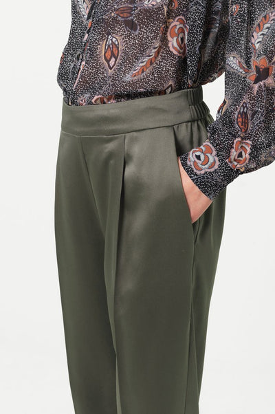 Orion MW Trousers - Sea Turtle