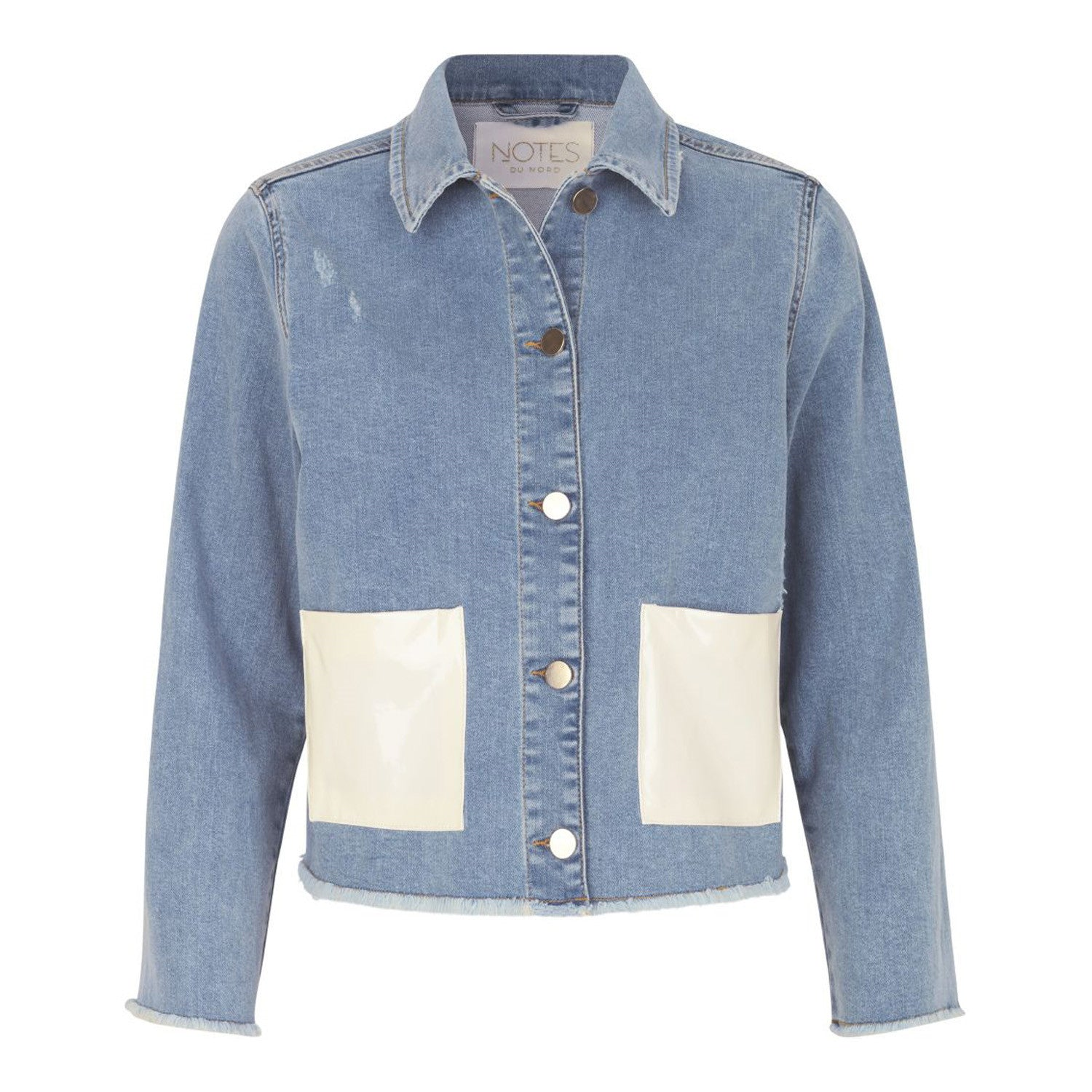 Kayla Jacket denim