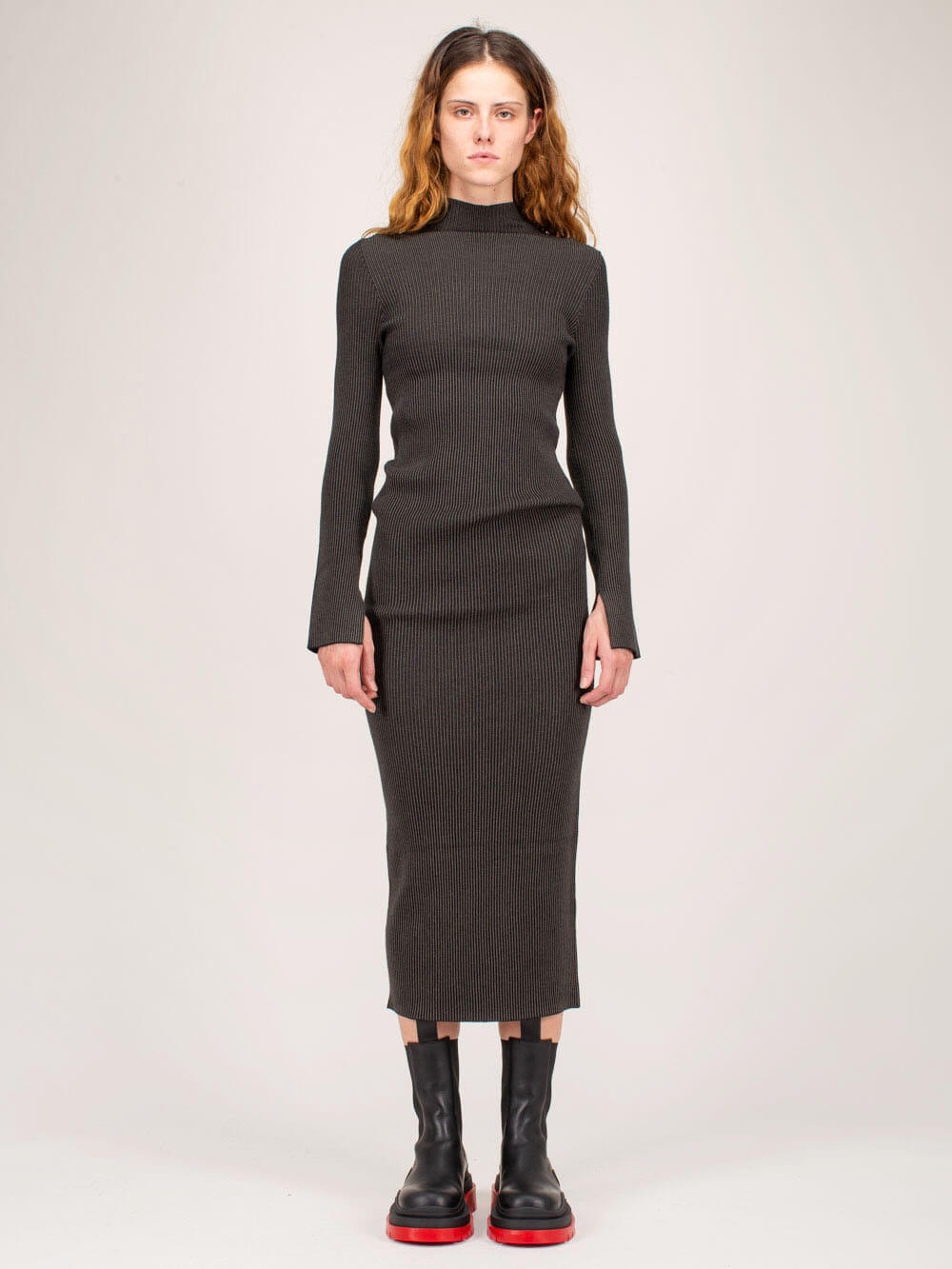 Cavea Dress - Hunt