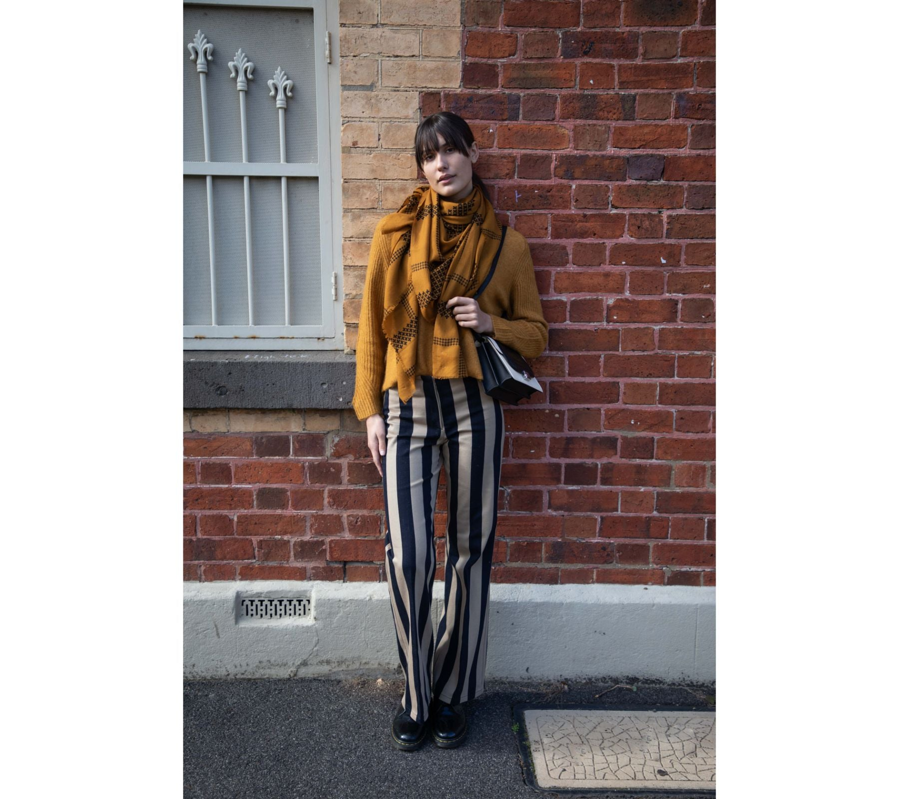 Erika Stripe Pants