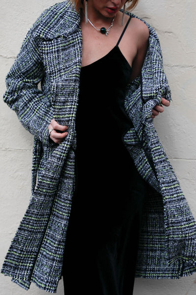 Beril Long Cardigan