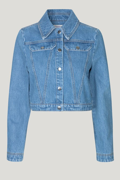 Bixby Outerwear - Vintage Washed Blue