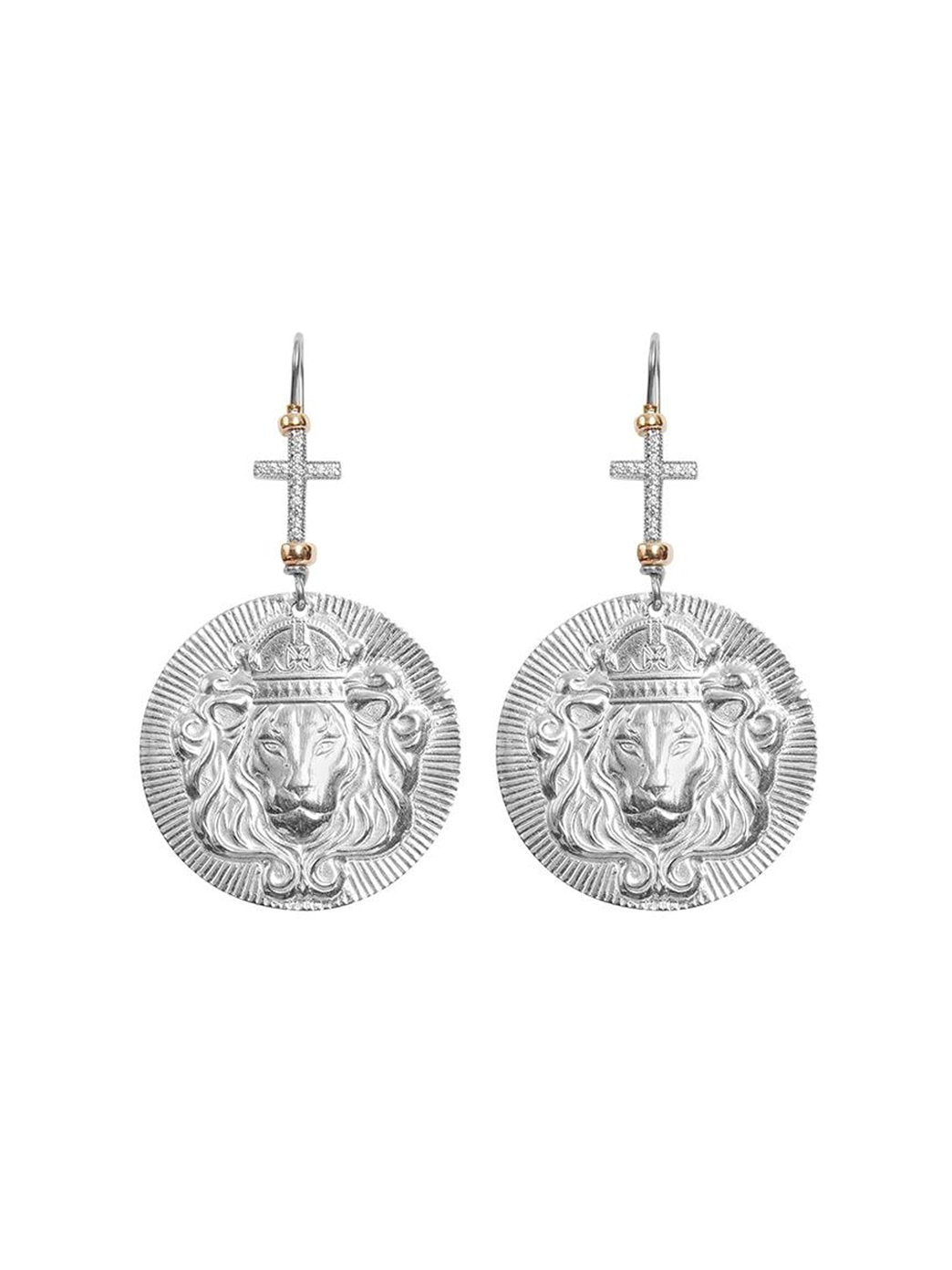 Empire Leone Earrings