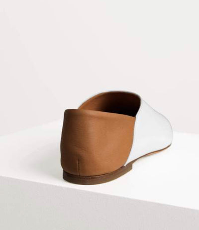 Moroccan Slide Leather Shoes