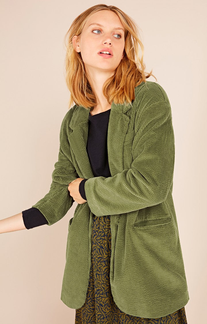 Padow Blazer Conifer