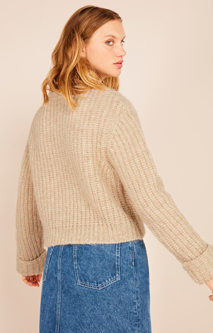 Piuroad Long Sleeve Knit