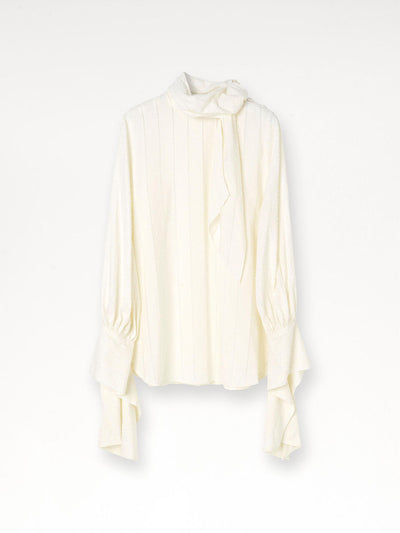 Capirona Shirt Cream Snow