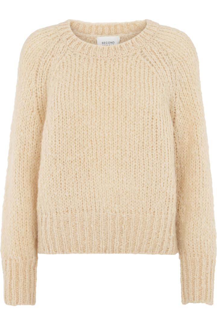Sal Knit O Neck