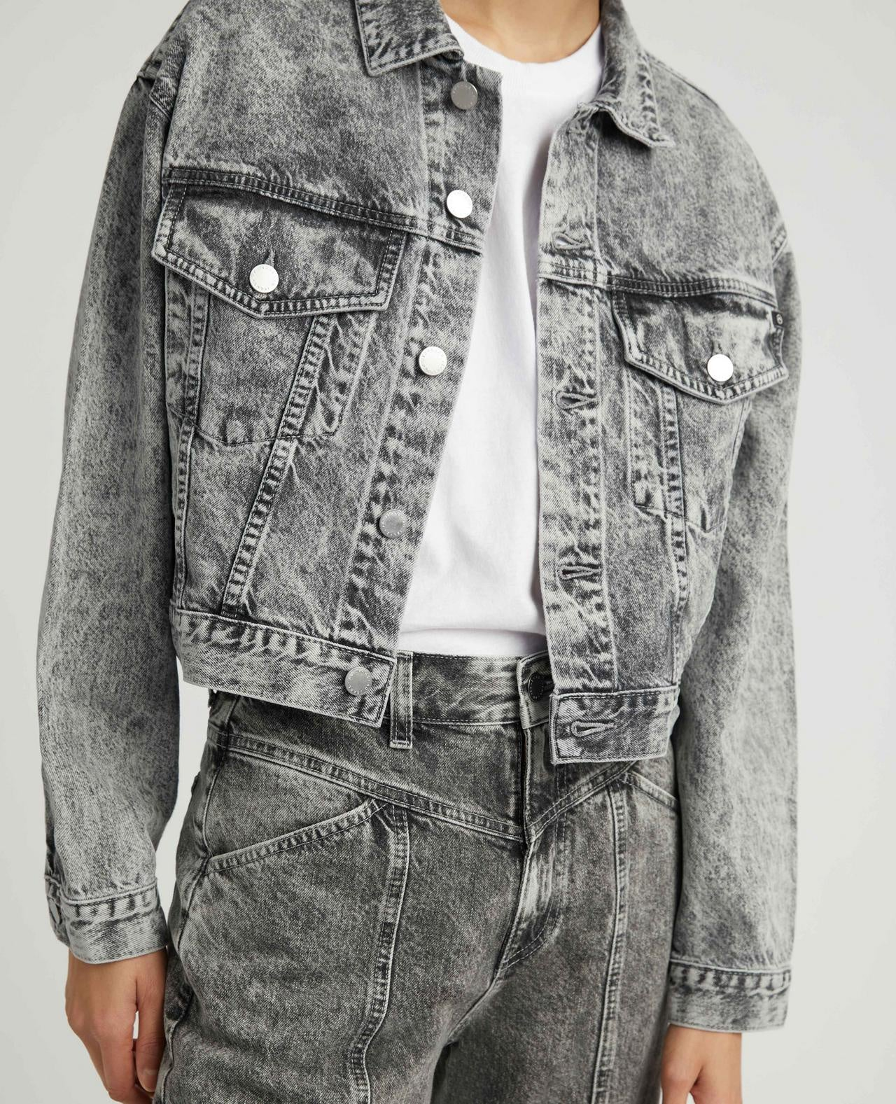 Mirah Denim Jacket Diversion