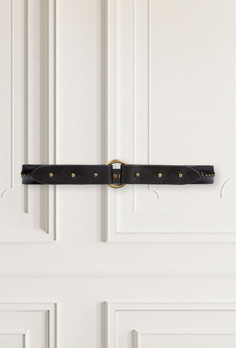 Commodore Belt - Black