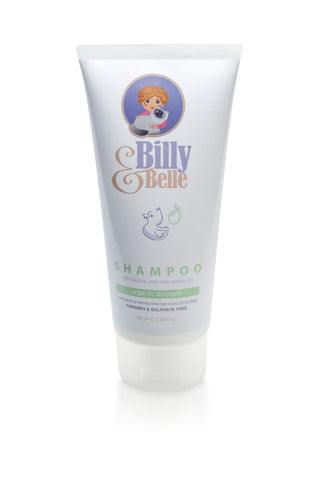 Organic Natural Billy & Belle Shampoo for Babies and Children